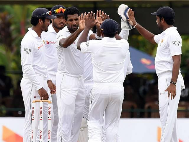 srilanka vs west indies 2nd test end day