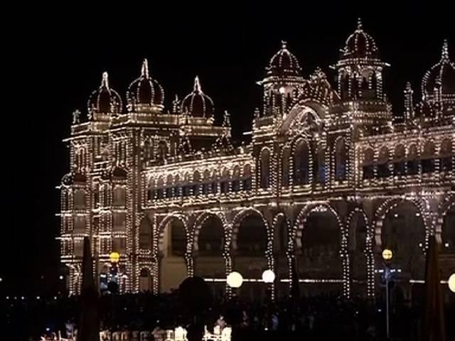 mysore palace_dussehra_festival