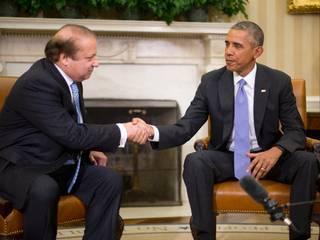 Pakistani_PM_Nawaz Sharif_Washington