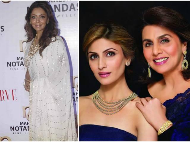 SRK's wife Gauri replace Neetu Singh!!