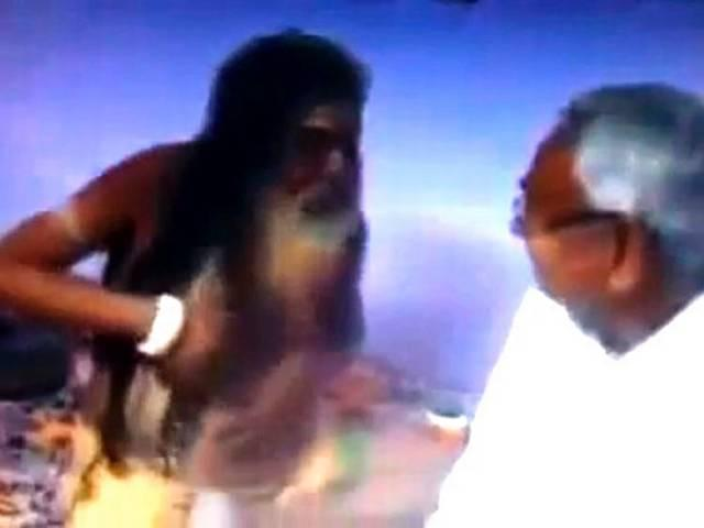 'Black Magic' twist in Bihar Elections, video viral