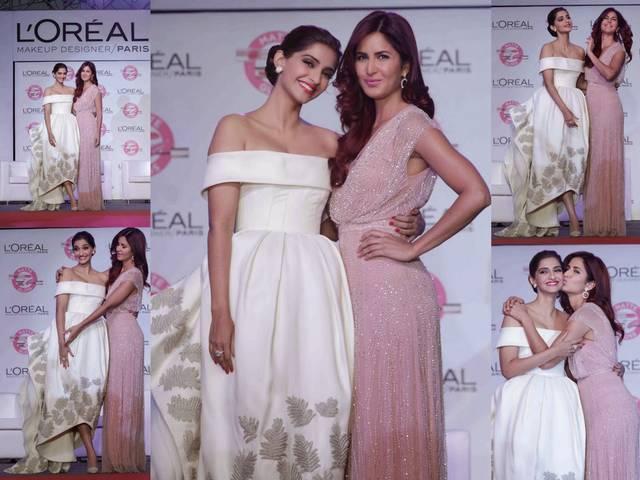 Sonam Kapoor offers film to katrina kaif