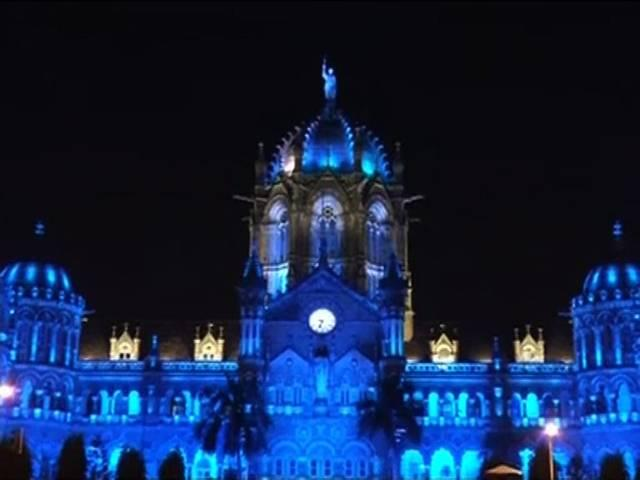 world united nations 70th anniversary celebrated by mumbai cst