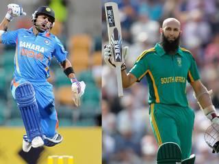 Hashim Amla: fastest batsman to reach 6000 runs in ODI