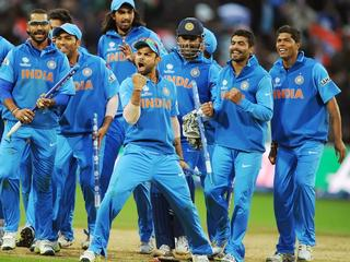 Cricket Team 400+ RUNS