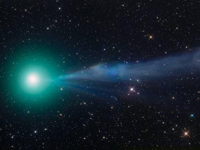 Comet Lovejoy Releases Large Amount of Alcohol Every Second, Say Scientists