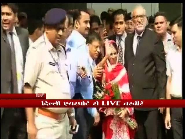 geeta coming india after years