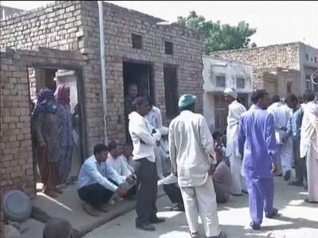 Dalit men commit suicide in Hisar