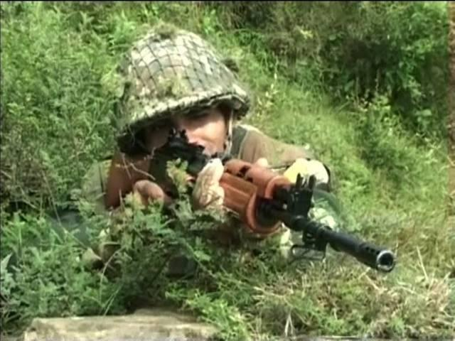 Pakistan Targets 30 Indian Posts, Firing Continued Overnight