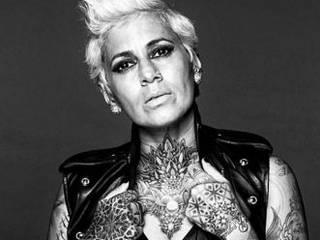 Sapna Bhavnani Displays All Her Tattoos From Head To Toe