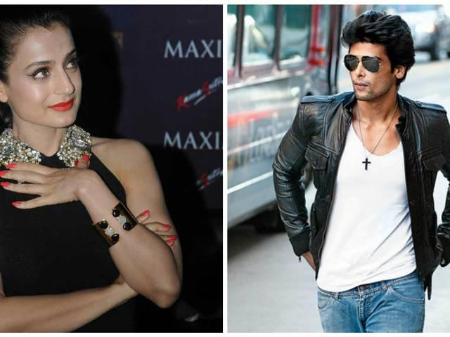 I had the monthly girly problem, Ameesha Patel slams Kushal Tandon