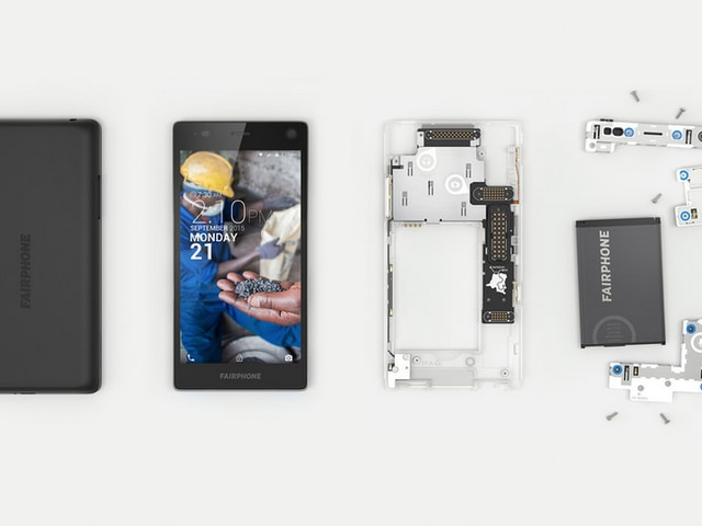 Fairphone 2 Launched as 'World's First Modular Smartphone'