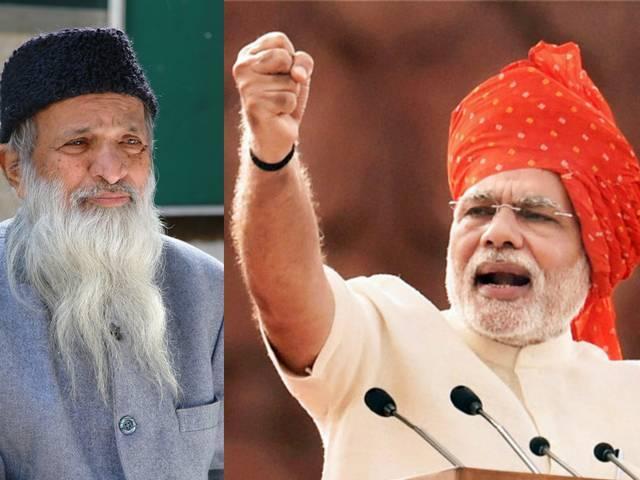Narendra Modi_Abdul sattar edhi