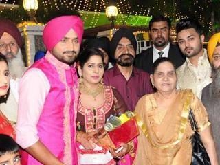 Harbhajan Singh_Geeta Basra