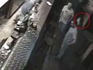 singpore: it is assuemed that creature caught in the cctv footage is some kind of a monster