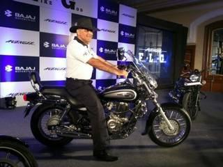 take a look on the new Bajaj Avenger from these pictures