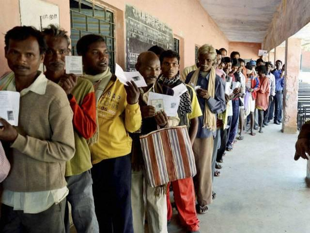 bihar election thied phase polling