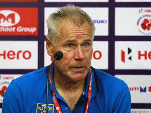 Taylor quits as Kerala Blasters coach after 4th loss on trot