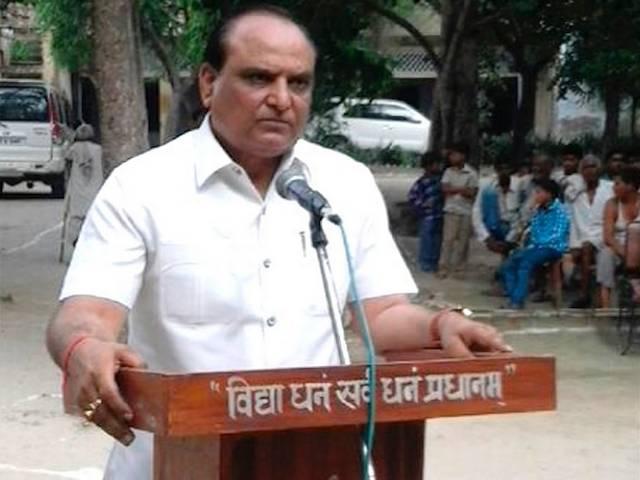 BSP leader accused of rape in kasganj