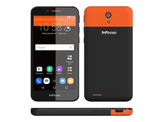 InFocus M260 With 4.5-Inch Display, 5-Megapixel Camera Launched at Rs. 3,999