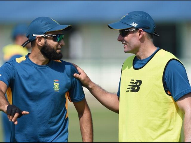south africa taking help from hussey
