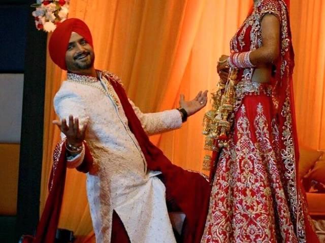 harbhajan singh marriage