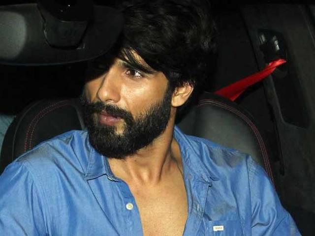 Post 'Shaandaar', it's 'Rangoon' time for Shahid Kapoor