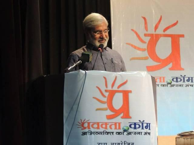 Congress intellectual lobby is returning the Awards: Narendra Kohli