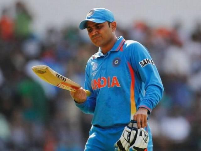 was dhoni responsible for making sehwag sit too long out team