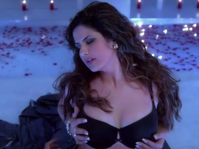 Hate Story 3_Zareen Khan Bold and hot
