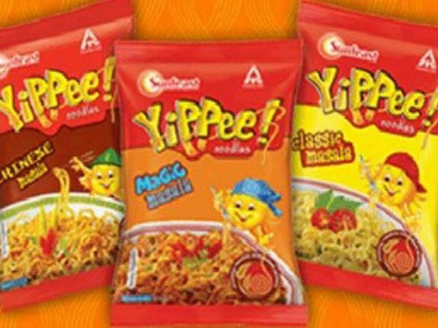 UP lab finds ITC's Yippee noodles 'sub-standard'