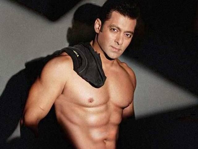 Salman Khan on clothes