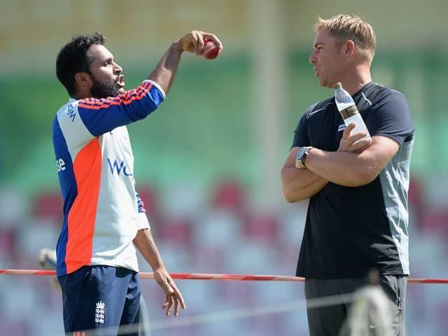 Shane Warne wants England to be patient with Adil Rashid