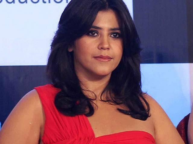 Ekta Kapoor's  surprised  for serial criticism