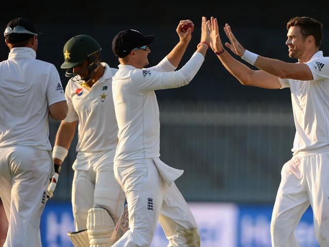 pakistan vs england third test