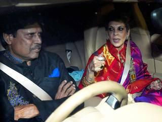 harbhajan singh's reception party saw the presence of PM, Playes and bollywood celebrities