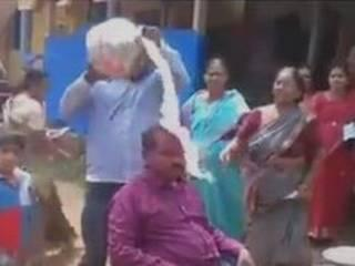 JP Councillor is taking 'Milk Bath'