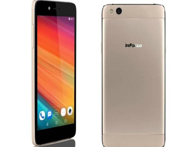 InFocus M535 With 4G Support, Android 5.1 Lollipop Launched at Rs. 9,999