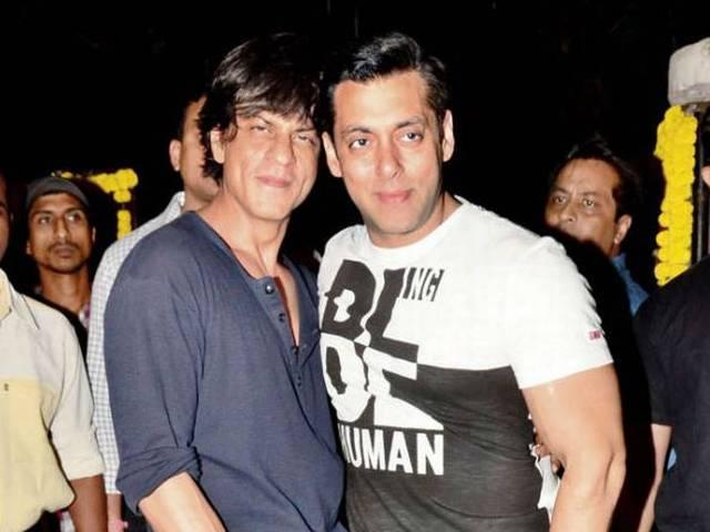 #HappyBirthdayKingKhan: Salman Khan's wish for Shah Rukh Khan