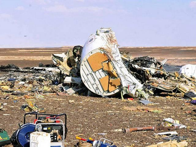 Officials Won't Rule Out ISIS Involvement in Russian Plane Crash