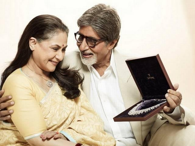 Amitabh, Jaya to feature in new jewellery ad