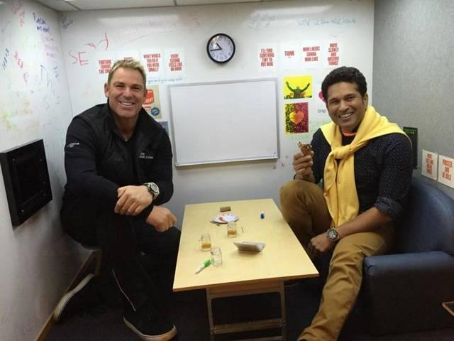 Sachin Tendulkar, Shane Warne land in New York for All Stars matches