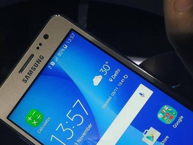 SAMSUNG LAUCHES ITS TWO SMARTPHONE Galaxy On5 AND Galaxy On7