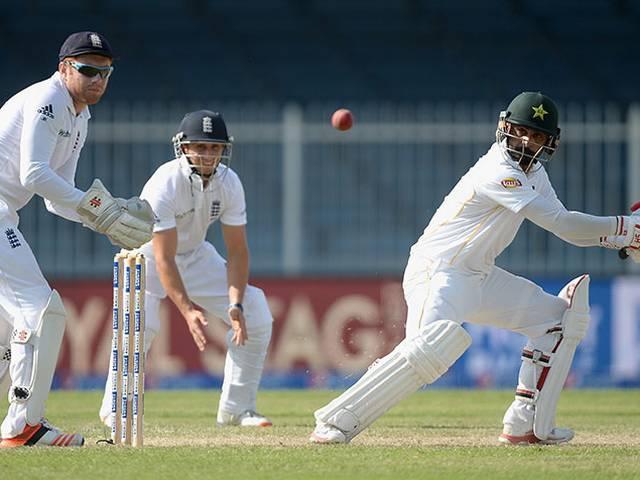 pakistan vs england third test third day