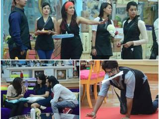 SNEAK PEEK, DAY 23: GUESTS CREATE A HAVOC, HOUSEMATES BURN AND BREAK!