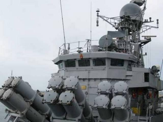 Chief Security officer on Indian warship died in mysterious circumstances