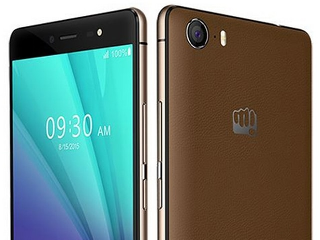 Micromax Canvas 5 With 4G Support, 5.2-Inch Display