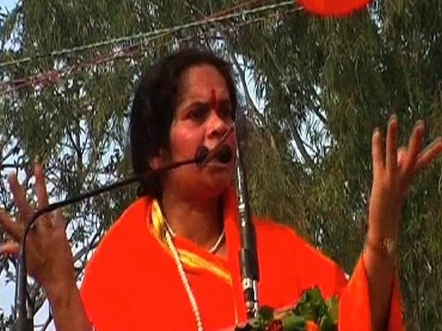 Muzaffarnagar Riots: Warrant Issued Against Sadhvi Prachi