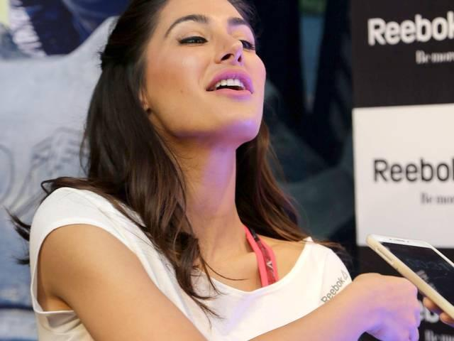 Nargis Fakhri launches Reebok Fit Hub