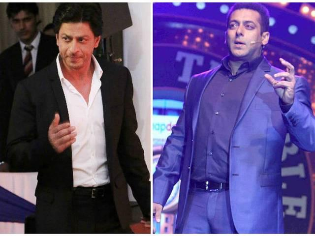 Salman Khan: Shah Rukh Khan Gets Me In Trouble, Then I Have To Come And Explain